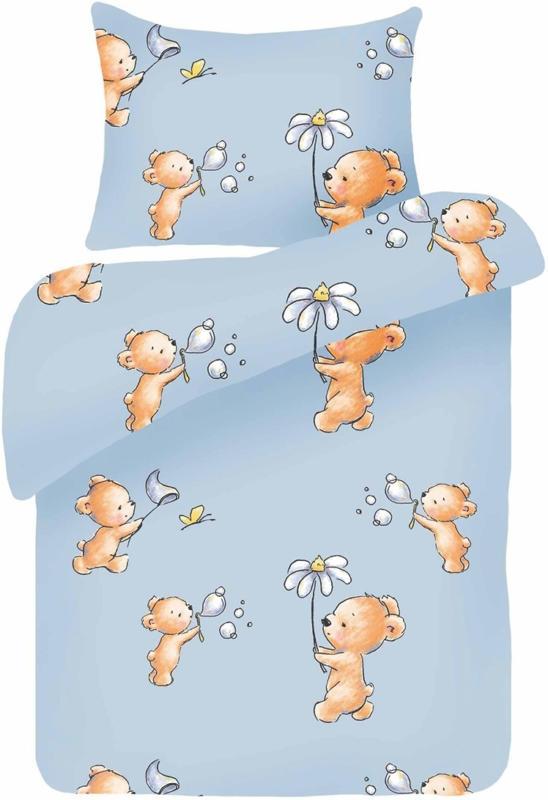 Set biancheria da letto per bebè TEDDY B