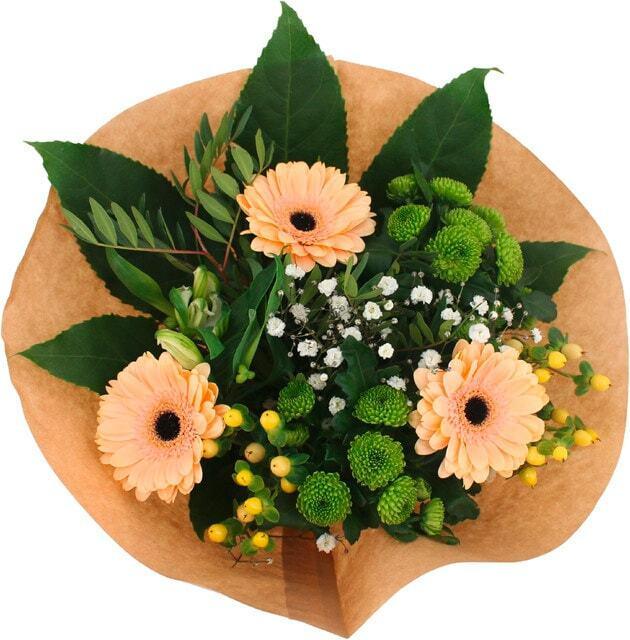 Ab Donnerstag erhältlich: Floristenstrauß