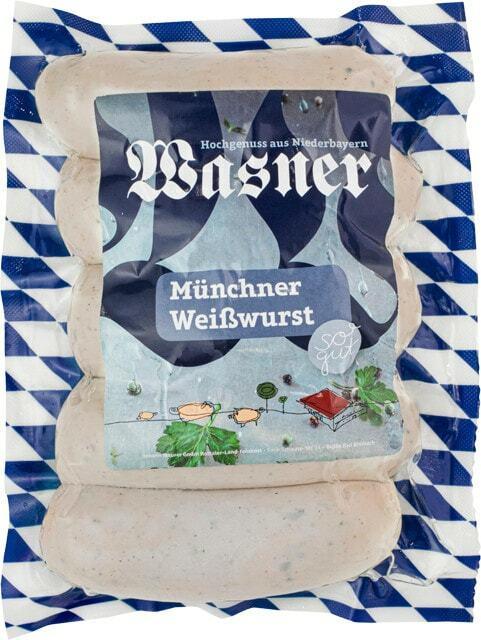 Wasner Münchner Weißwurst