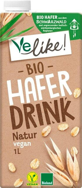 Velike Bio-H-Haferdrink