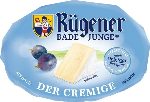 Rügener Bade Junge Camembert