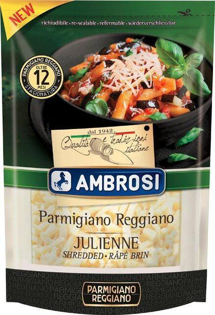 Ambrosi Parmigiano Reggiano Julienne