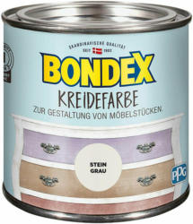 Kreidefarbe Stein Grau 0,5l