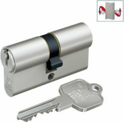 """Profil-Doppelzylinder """"V50"""", 30x35mm, mit Not- & Gefahrenfunktion, Gleichschließung Nr.11"""