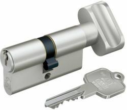 """Profil-Knaufzylinder """"V50"""", K30x30mm, ohne Not- & Gefahrenfunktion, verschiedendschließend"""