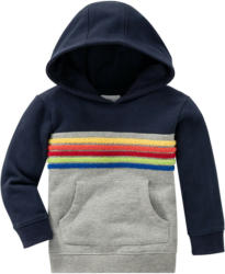 Baby Hoodie mit Kängurutasche (Nur online)