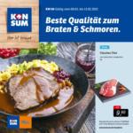 Konsum Dresden Wöchentliche Angebote - bis 13.02.2021