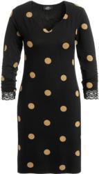 Damen Kleid mit Punkte-Allover (Nur online)
