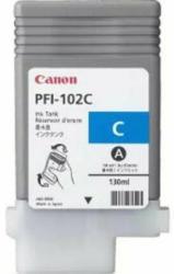 Canon Ink dye cyan 130ml