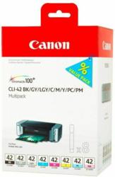 Canon Ink Multi Pack BK|C|M|Y|PC|PM|GY|LGY je13ml