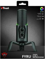 Trust GXT258 FYRU 4in1 USB Streaming Microfon