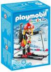 "Pagro PLAYMOBIL Spielset ""Family Fun - Biathletin"""