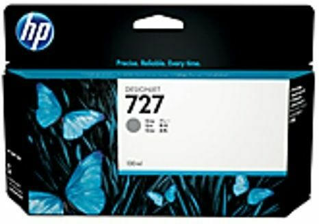 HP Ink Nr.727 grey 130ml