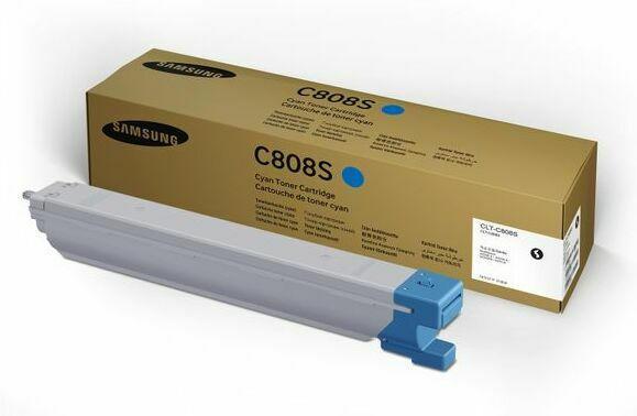Samsung CLT-C808S cyan Toner Cartridge 20K