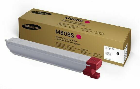 Samsung CLT-M808S mag. Toner Cartridge 20K