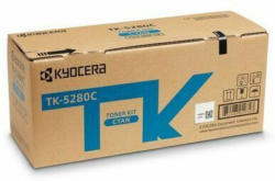 Kyocera Toner TK-5280C cyan 11K inkl. Resttoner
