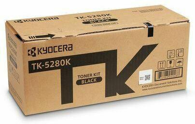 Kyocera Toner TK-5280K black 13K inkl. Resttoner