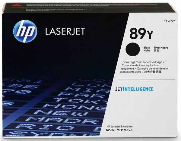 HP LJ Cartridge Nr.89Y black 20K