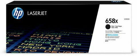 HP LJ Cartridge Nr.658X black 33K