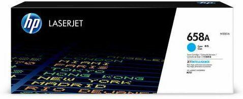 HP LJ Cartridge Nr.658A cyan 6K