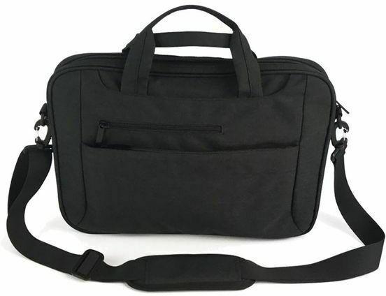 """WALKER Businesstasche mit Laptopfach 17"""" schwarz"""