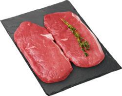 Entrecôte de bœuf Black Angus , Uruguay, 2 pièces, env. 400 g, les 100 g