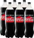 Denner Coca-Cola Zero, 6 x 2 Liter - bis 10.05.2021