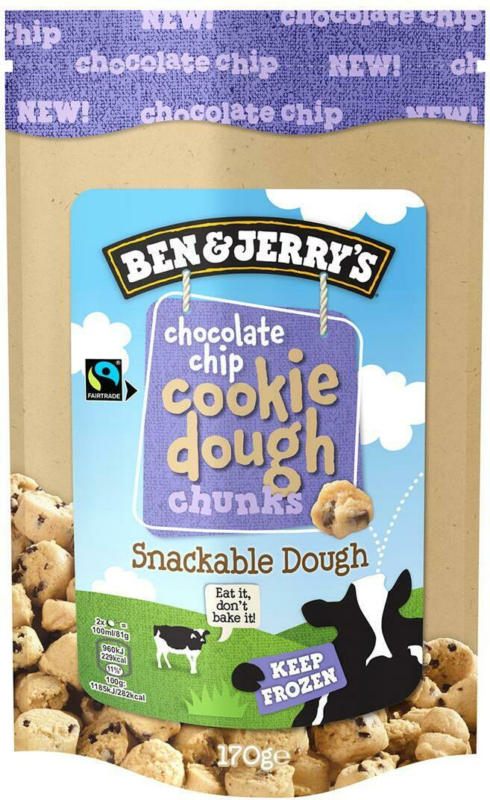 Ben & Jerry's Chocolate Chip Cookie Dough Chunks