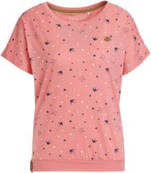 Damen T-Shirt mit Schwalben-Print (Nur online)