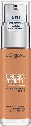L'ORÉAL PARIS Make-up Perfect Match Hautton-Anpassendes Make-Up 6.5.N Desert