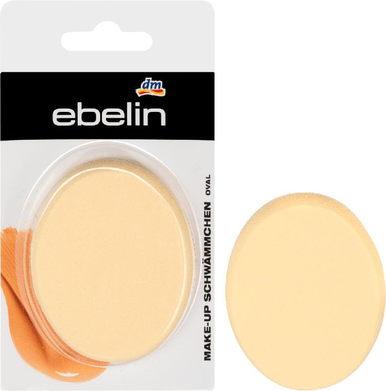 ebelin Make-up Schwämmchen oval