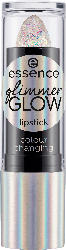 essence cosmetics Lippenstift glimmer GLOW lipstick