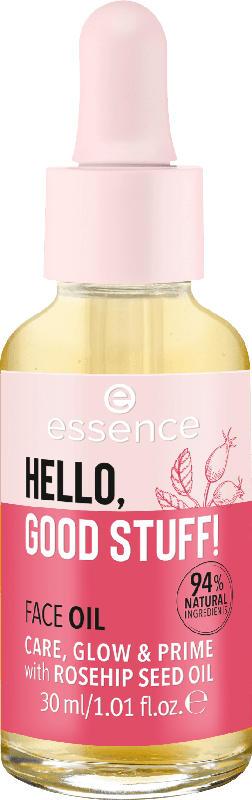 essence cosmetics Gesichtsöl HELLO, GOOD STUFF! FACE OIL