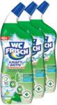 OTTO'S WC Frisch WC Reiniger Gel Kraft Aktiv Minze Eukalyptus 3 x 750 ml -