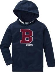 Jungen Sweatshirt mit Frottee-Applikation (Nur online)