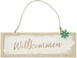 Deko-Schild mit Schriftzug (Nur online)