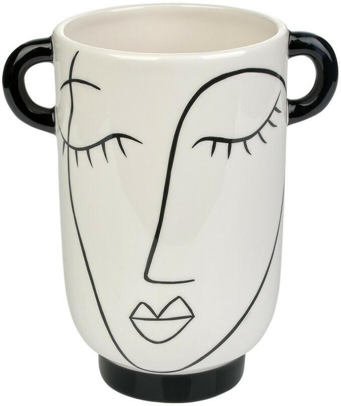 Kleine Vase mit Gesicht (Nur online)