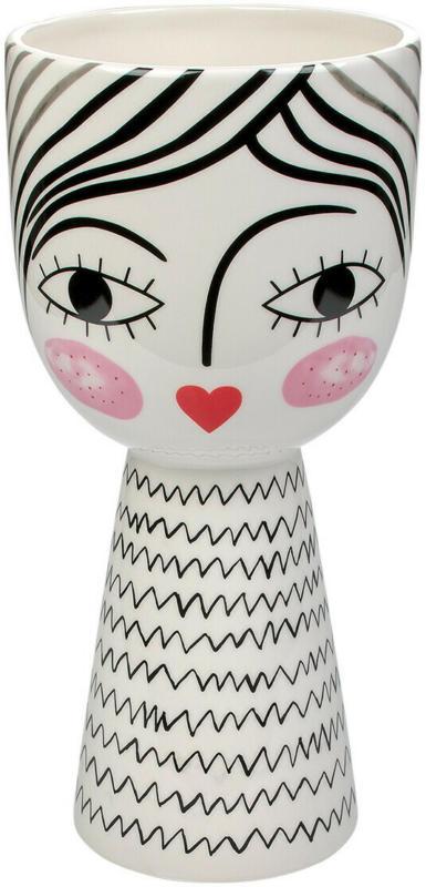 Vase mit Gesicht (Nur online)