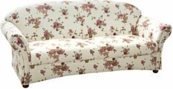 Sofa 2,5-Sitzer beige