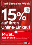 XXXLutz Red Shopping Week - bis 21.02.2021