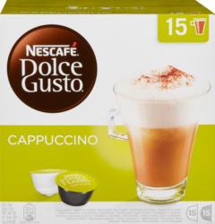 Nescafé Dolce Gusto Kaffeekapseln Cappuccino, 30 Kapseln