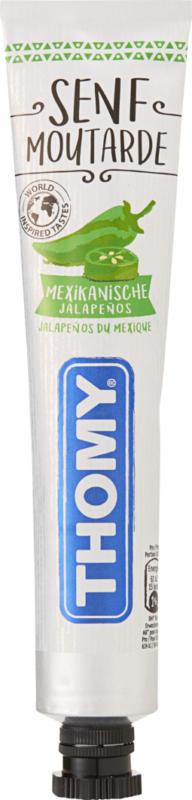 Thomy Senf mexikanische Jalapeños, 100 g