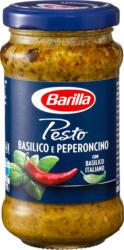 Barilla Pesto Basilico e Peperoncino, 195 g