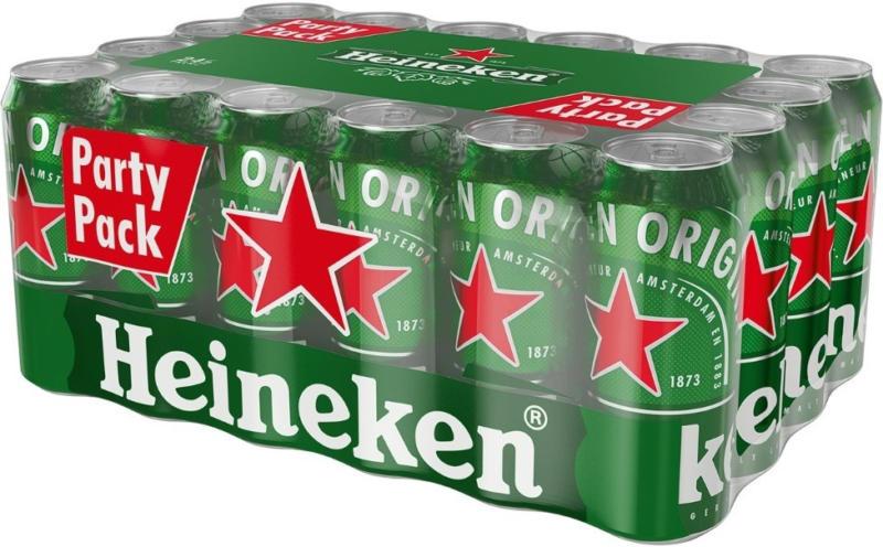 Heineken Premium Birra 24 x 50 cl -