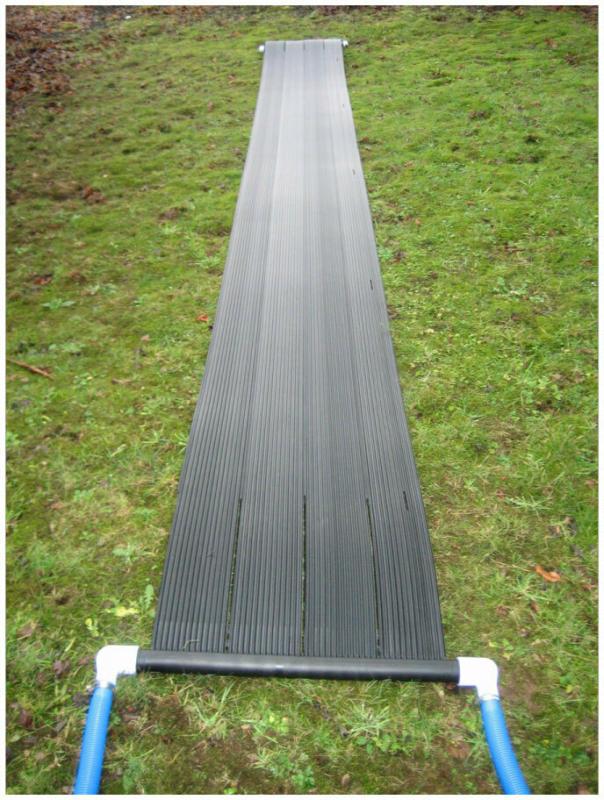 Solarkollektor 61x610 cm