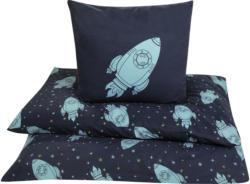 Jungen Bettwäsche mit Raketen-Motiv (Nur online)