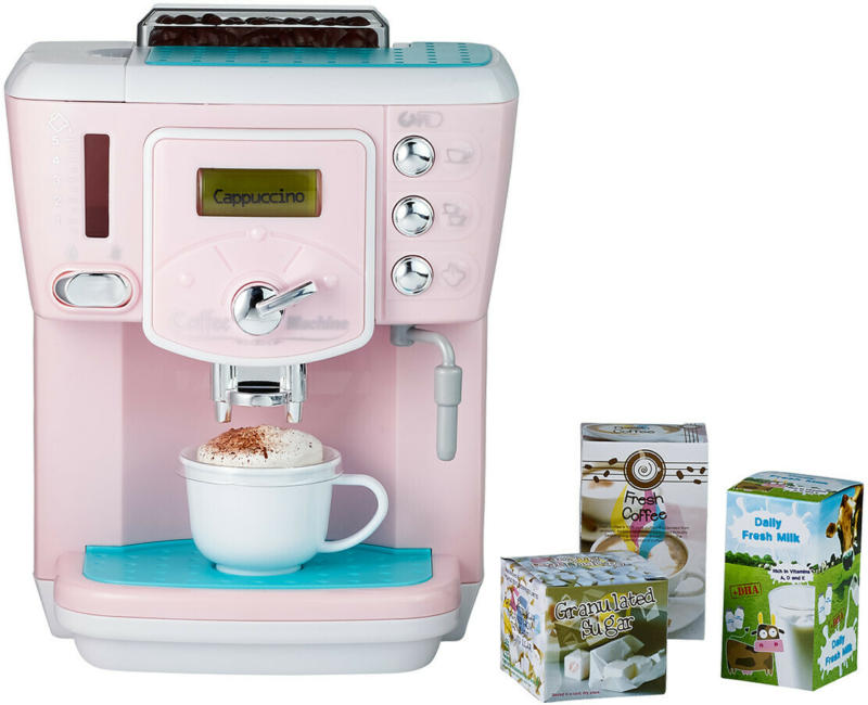 Kaffeeautomat mit Tasse (Nur online)