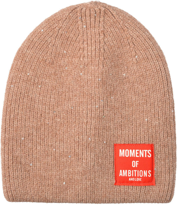 Damen Mütze mit Pailletten (Nur online)