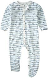 Newborn Schlafanzug mit Dino-Allover (Nur online)