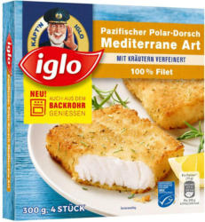 Iglo Polar-Dorsch Mediterrane Art